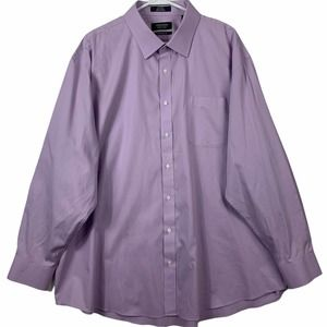 Nordstrom Traditional Fit Mens Size 19/35 Shirt